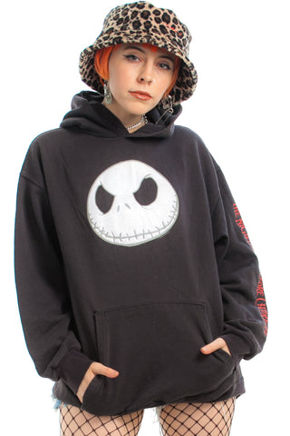 Vintage 90's Nightmare Before Christmas Hoodie - One Size Fits Many