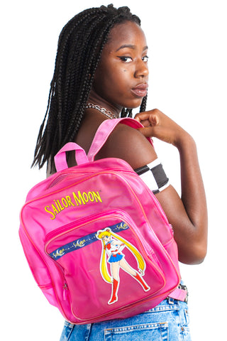 Vintage 90's Sailor Moon Backpack