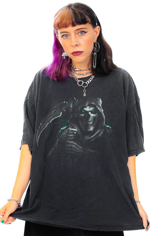 Vintage 90's Fear the Reaper Tee - One Size Fits Many
