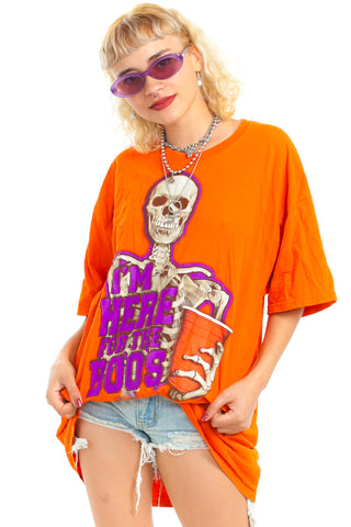 Vintage Y2K Every Day Is Halloween Tee - One Size Fits Many
