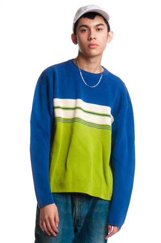 Vintage 90's Link In Bio Knit Sweater - M/L/XL