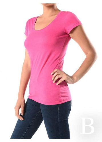 Round Neck Perfect T-Shirt