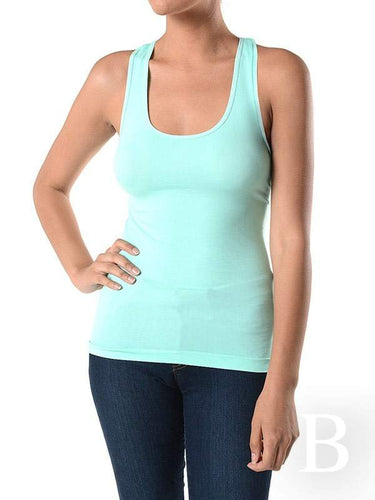 T-Back Tank Top - One Size Regular