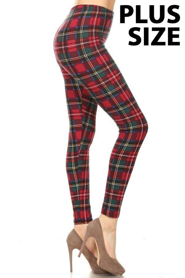 Not Your Mom's Plaid Plus