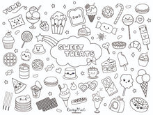 Load image into Gallery viewer, Busy Mat Travel Series: Sweet Treats