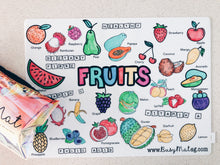 Load image into Gallery viewer, Busy Mat Premium Series: Tutti Frutti