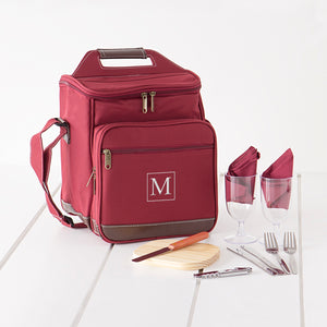 Personalized Picnic Cooler Set