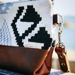 Crossbody Purse HOUNDSTOOTH