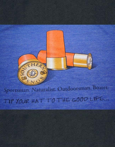 Southern Shotshell Collection - Orange Shotgun Shell