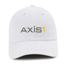 Load image into Gallery viewer, Axis1 Imperial Performance Cap - White