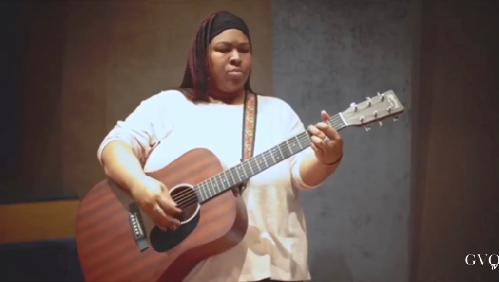 "GVO Sessions: Session III Astyn Turrentine ""King Of My Heart"""