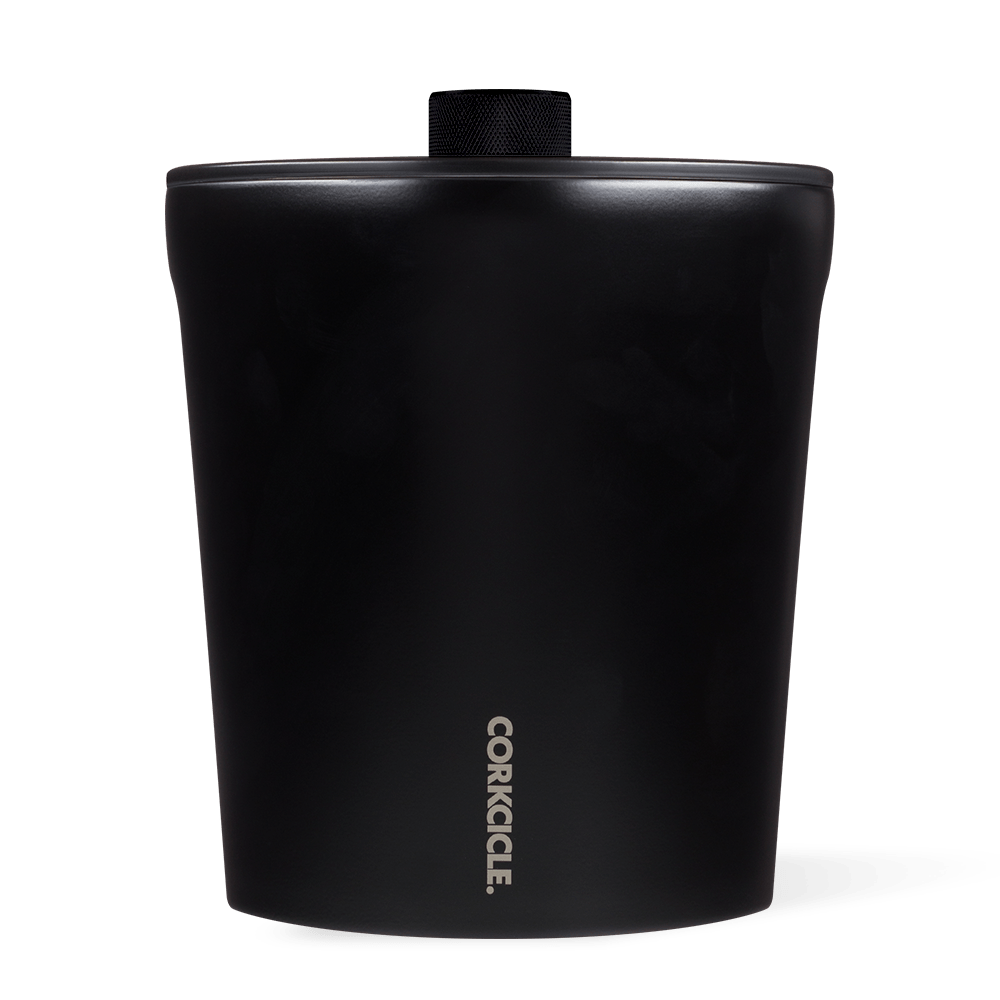 corkcicle ice bucket black