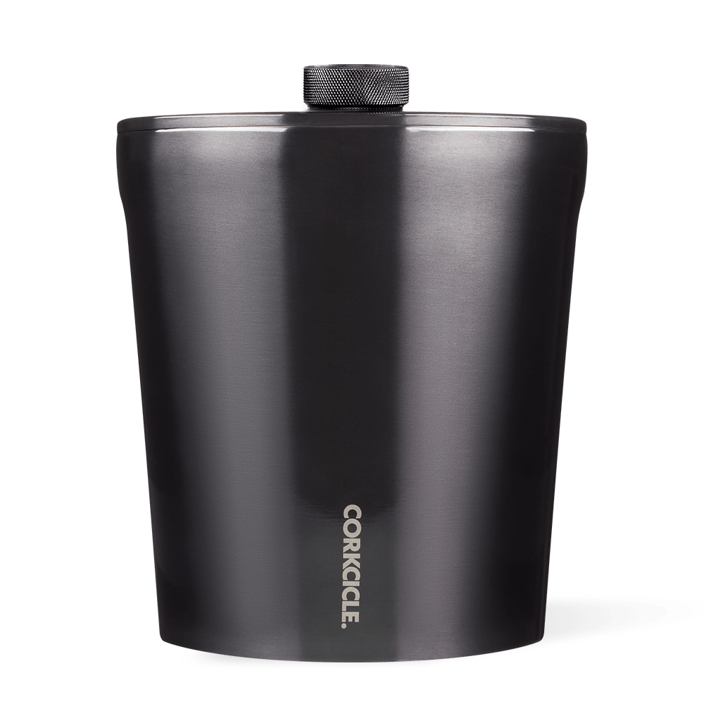 corkcicle ice bucket gunmetal