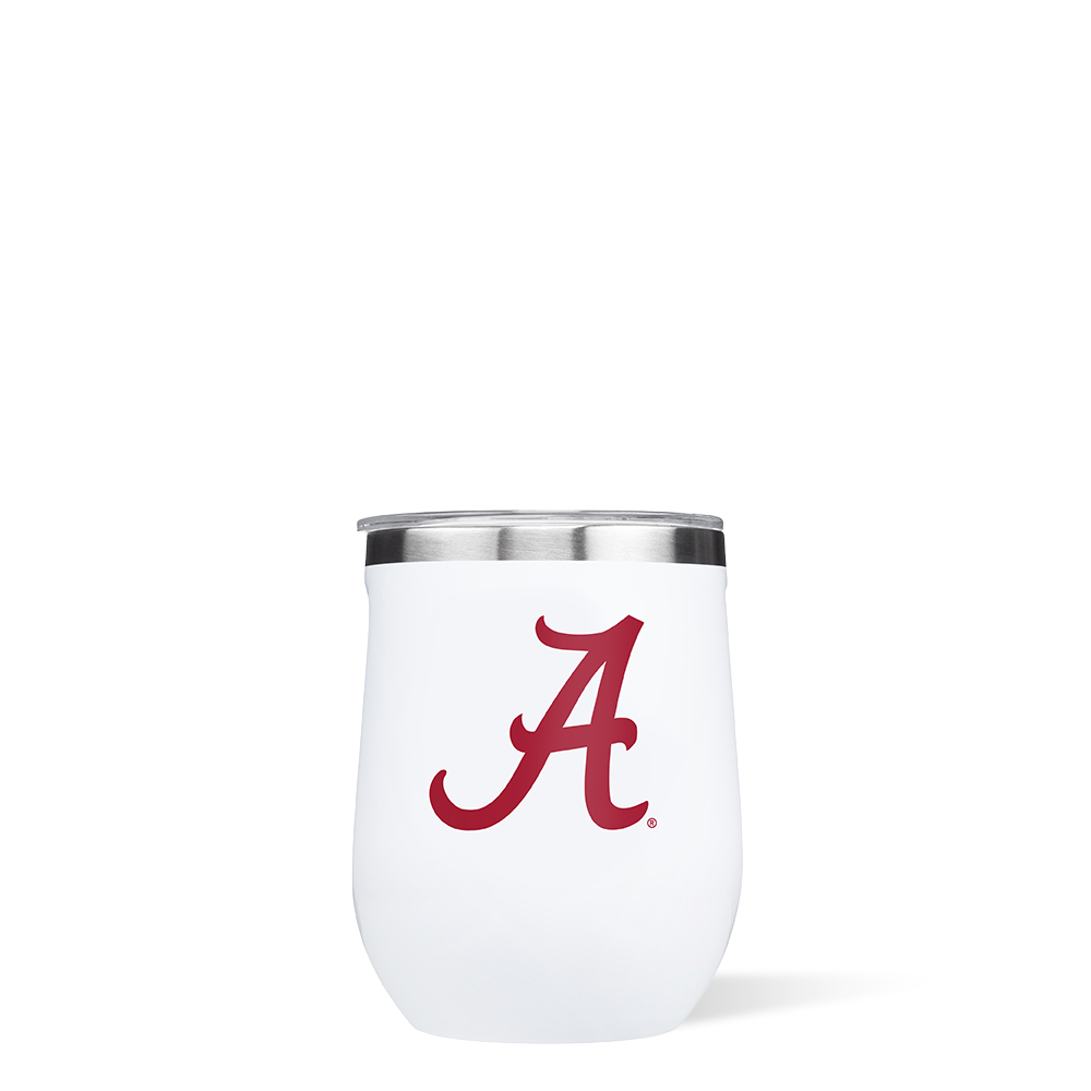 University of Alabama Stemless Cup