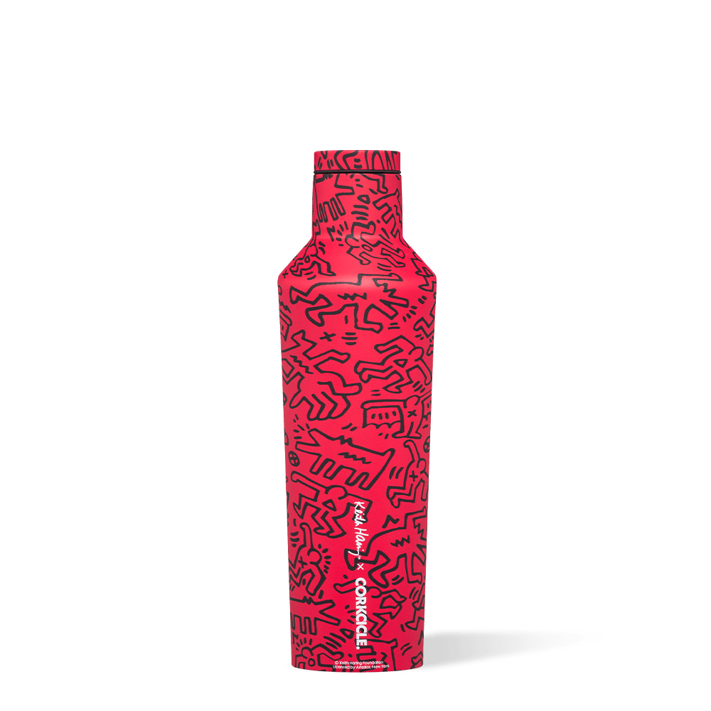 Keith Haring Street Art Canteen