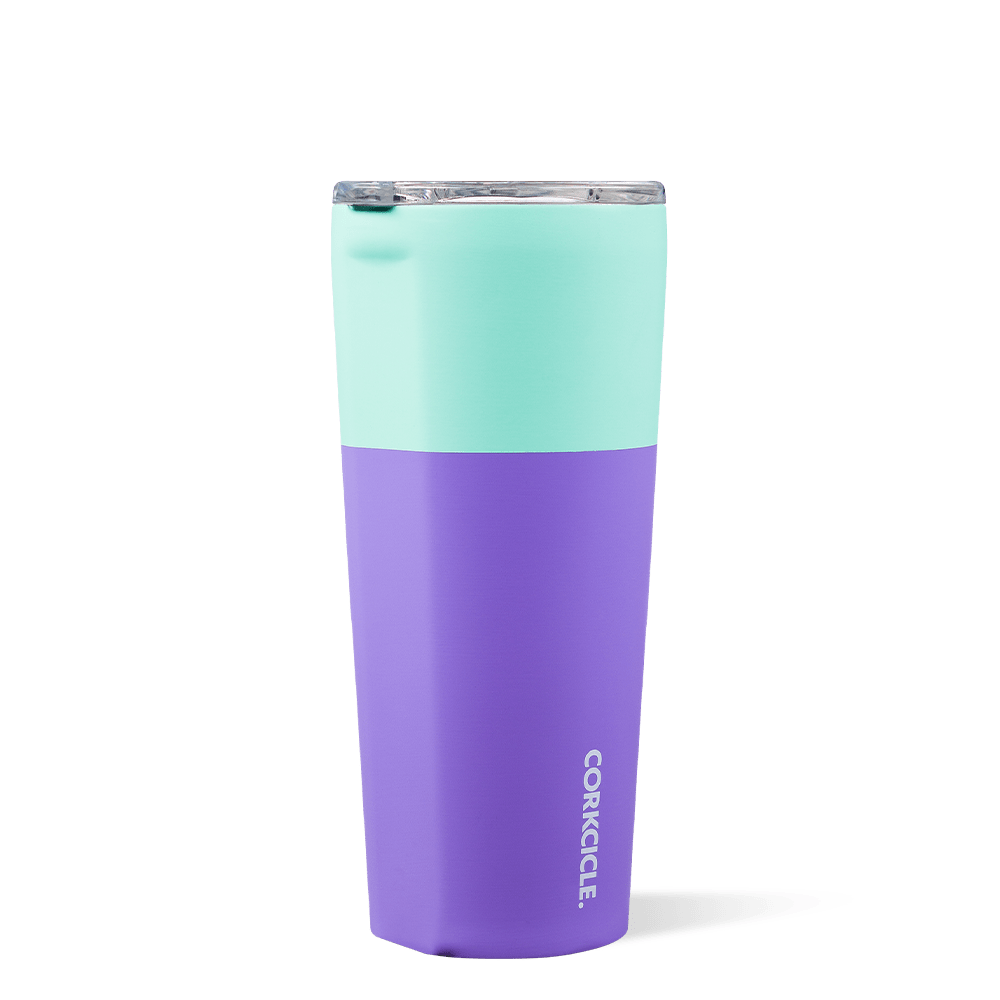 Color Block Tumbler