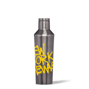 Basquiat Corkcicle Canteen New York New Wave Image