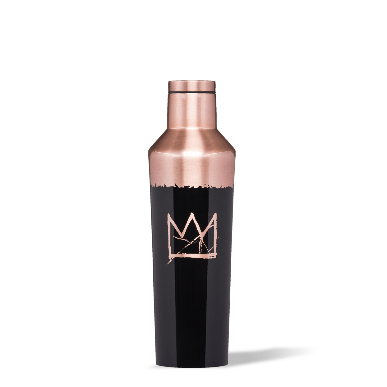 Basquiat Corkcicle Canteen Crown Image