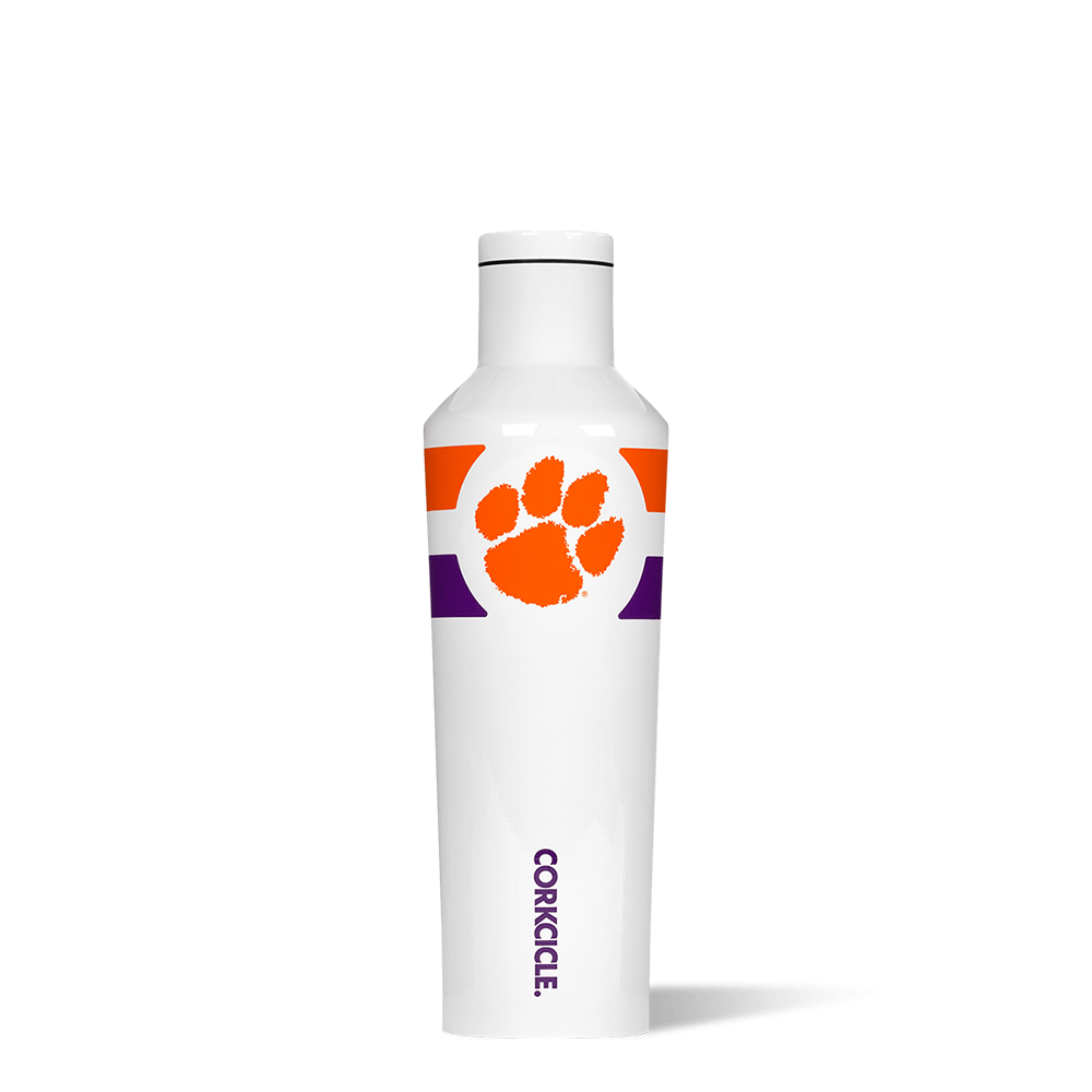 Clemson University Gym Stripe Canteen
