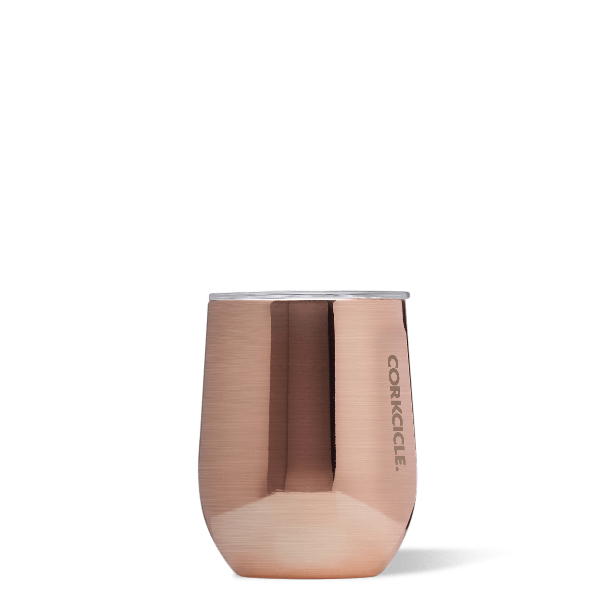 Metallic Stemless