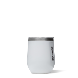 White / 12oz Wine Cup
