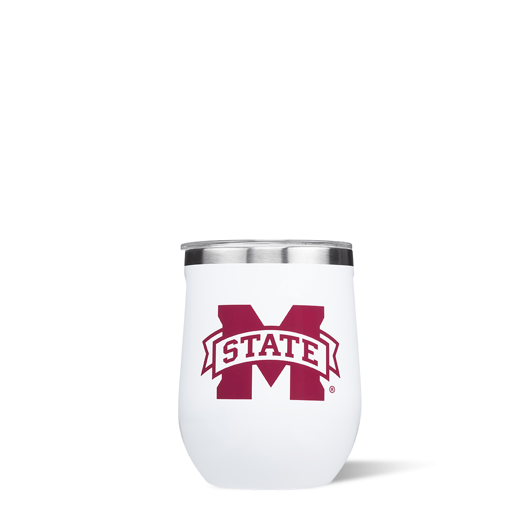Mississippi State University Stemless Cup