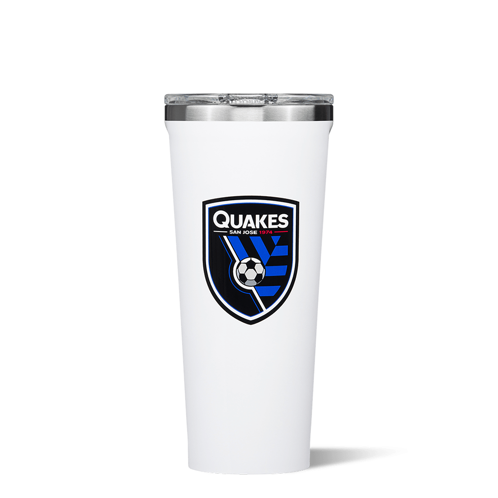 San Jose Earthquakes FC Tumbler