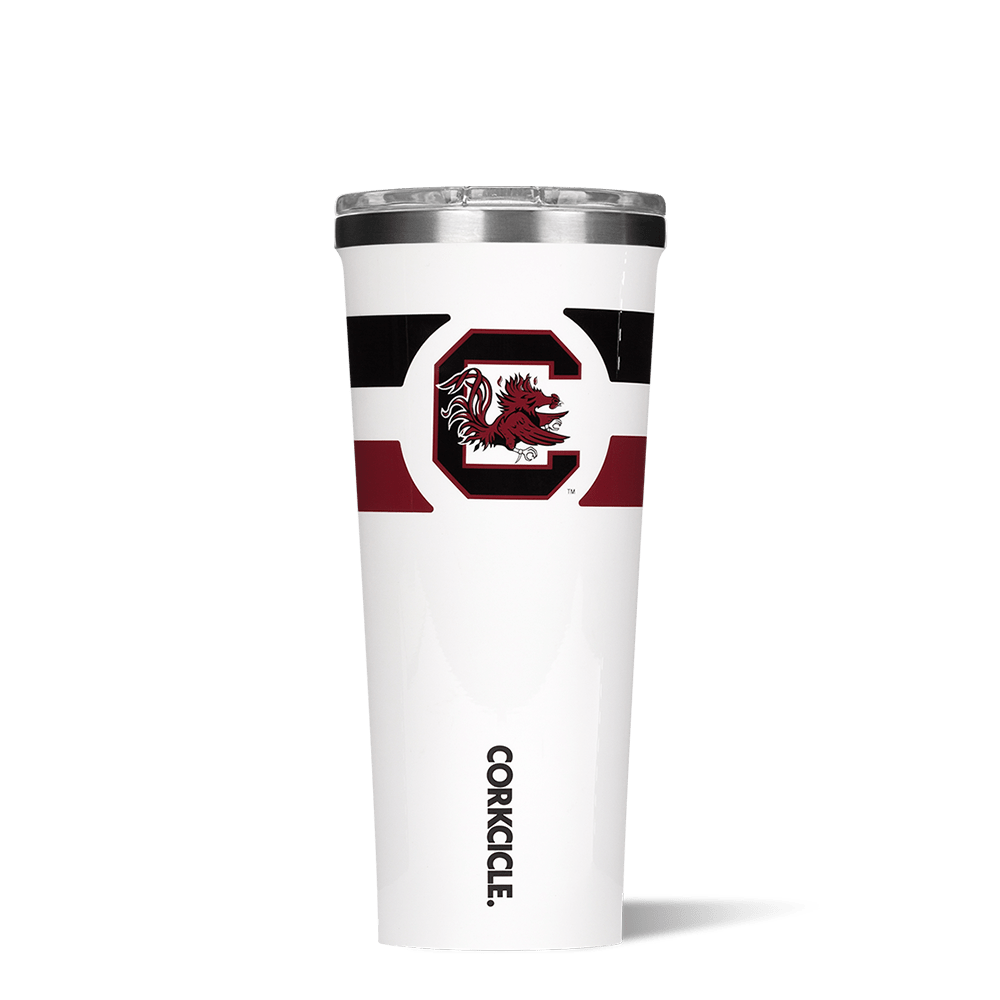 University of South Carolina Gym Stripe Tumbler