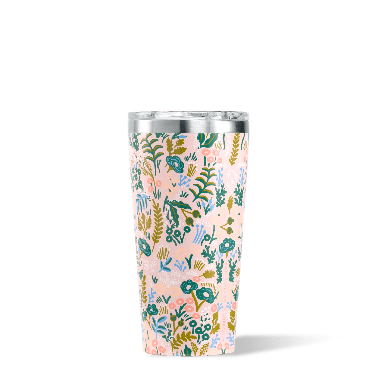 Tapestry Rifle Paper Co. x Corkcicle 16oz Tumbler
