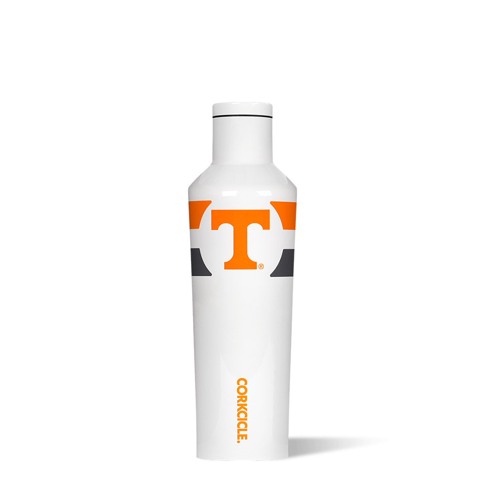University of Tennessee Gym Stripe Canteen
