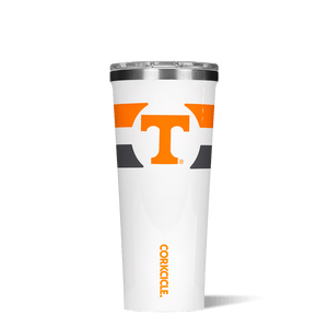 University of Tennessee Gym Stripe Tumbler