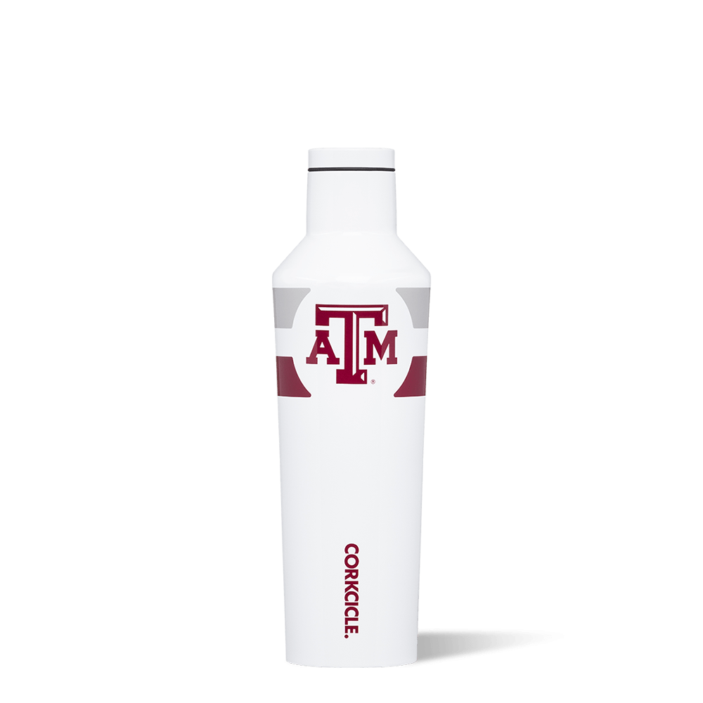 Texas A&M University Gym Stripe Canteen