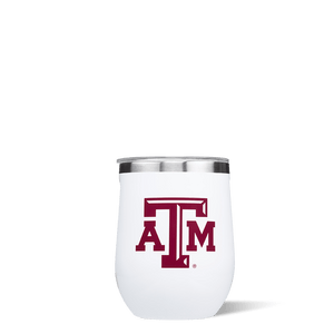 Texas A&M University Stemless Cup