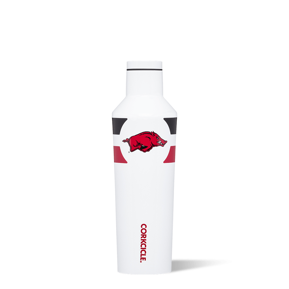 University of Arkansas Gym Stripe Canteen