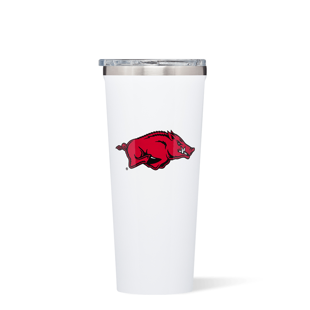 University or Arkansas Tumbler