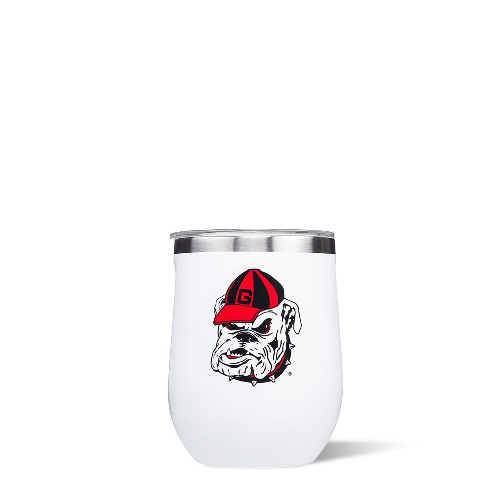 University of Georgia Stemless Cup