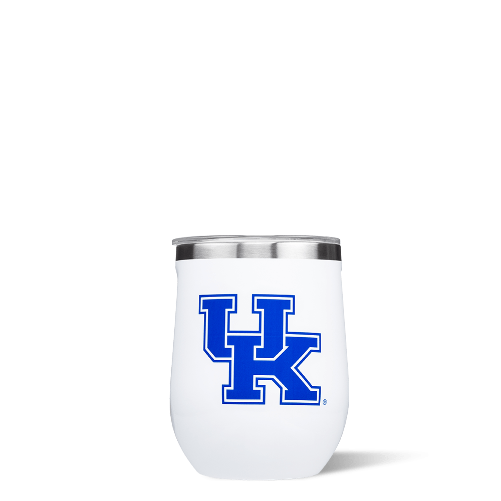 University of Kentucky Stemless Cup
