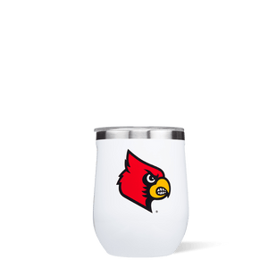 University of Louisville Stemless Cup