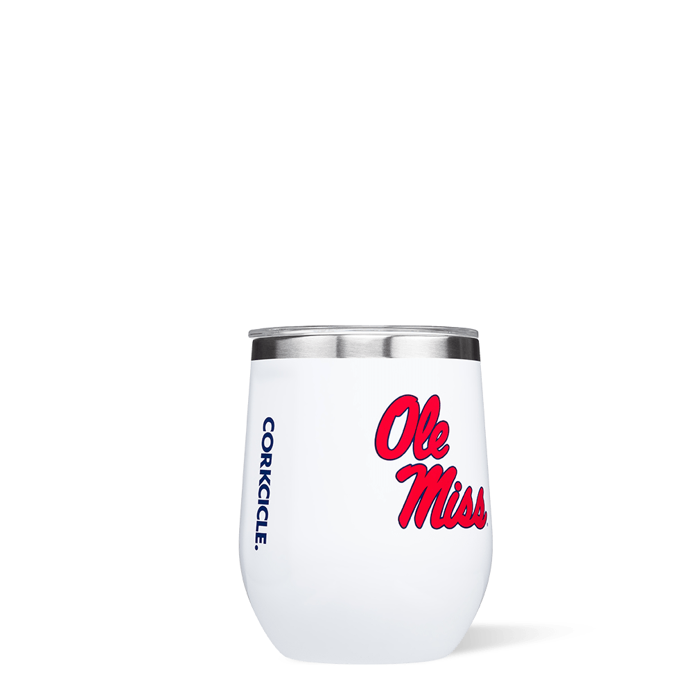 University of Mississippi Stemless Cup