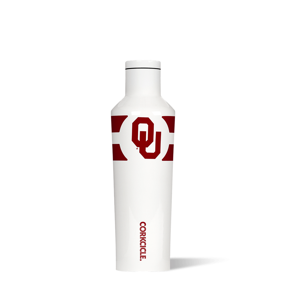 University of Oklahoma Gym Stripe Canteen