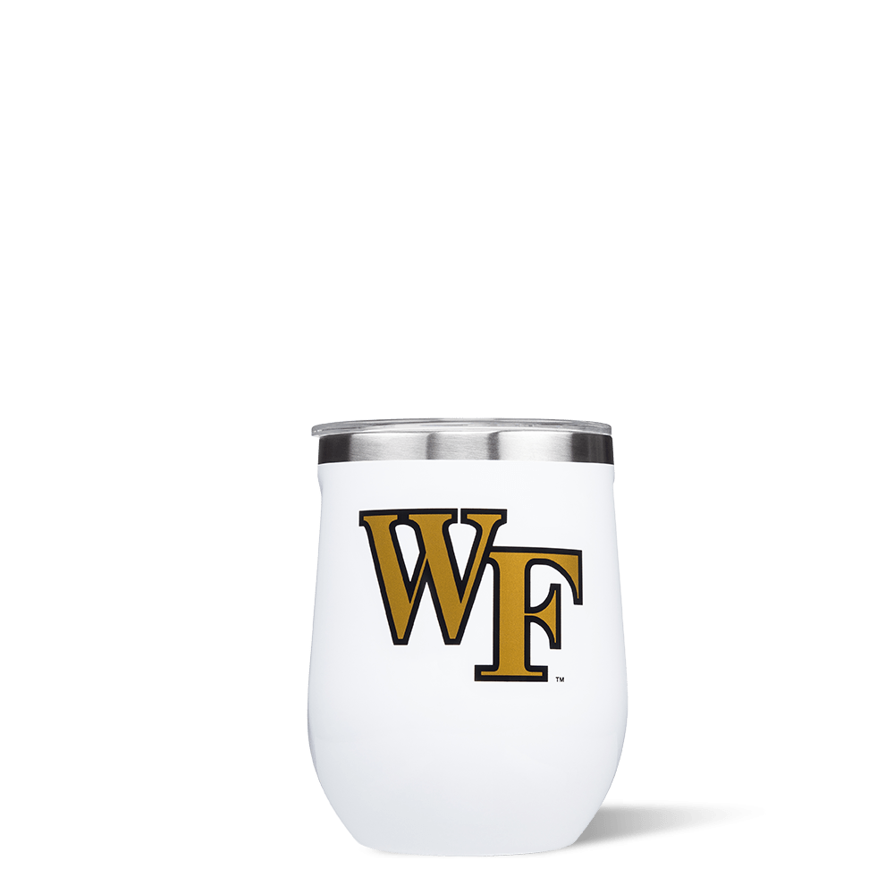 Wake Forest University Stemless Cup