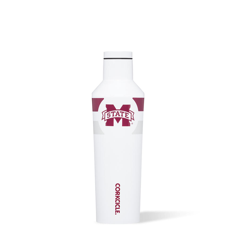 Mississippi State University Gym Stripe Canteen