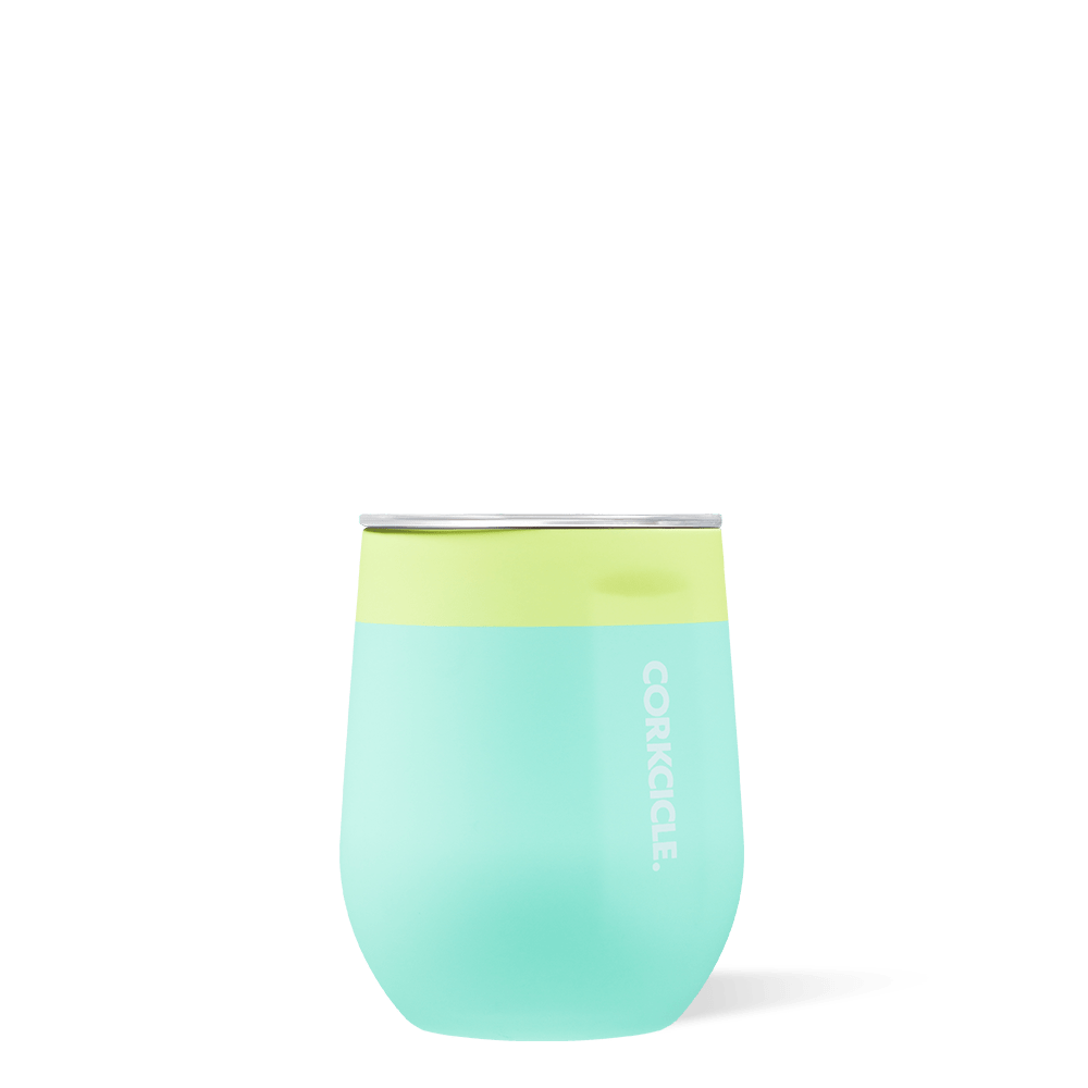 Color Block Stemless