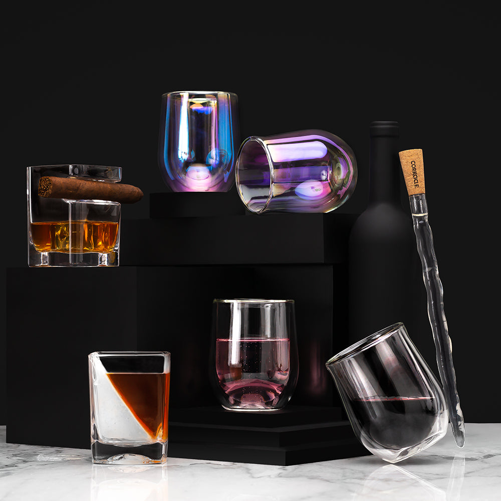 Stemless Glass Set (2) lifestyle image