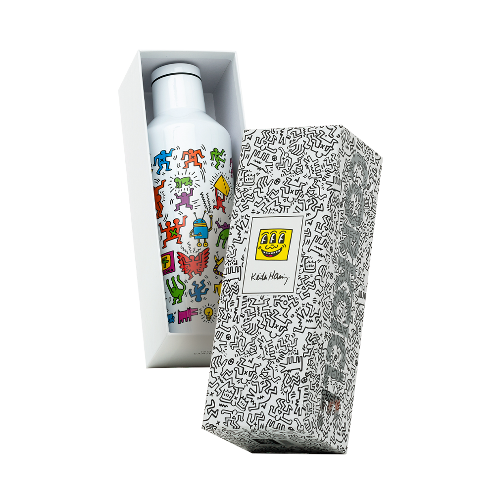 Keith Haring Canteen lifestyle image