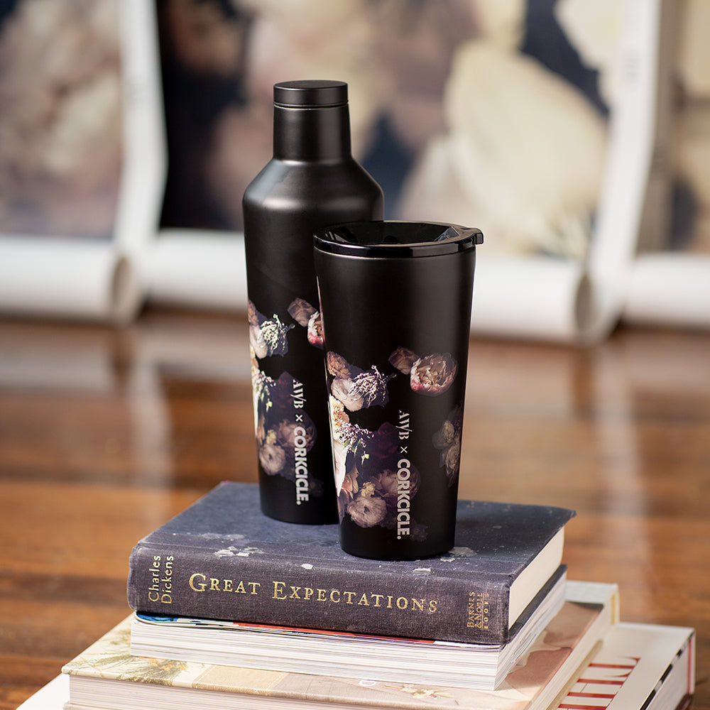 Ashley Woodson Bailey x Corkcicle Canteen lifestyle image