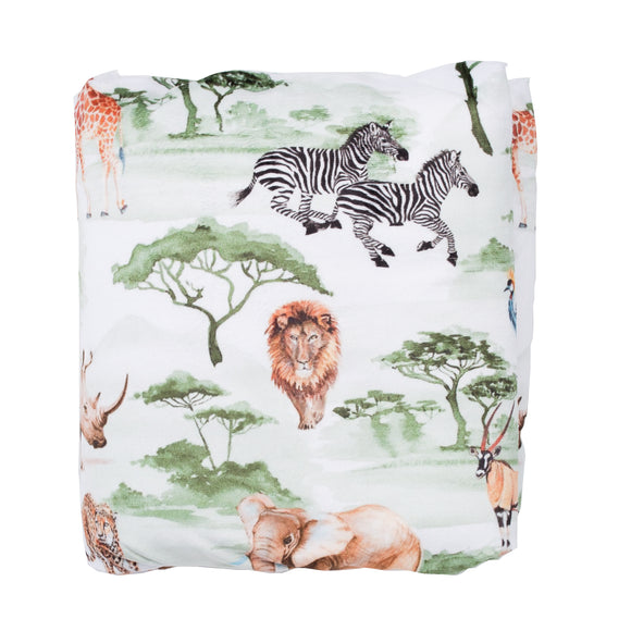 African Safari Towel
