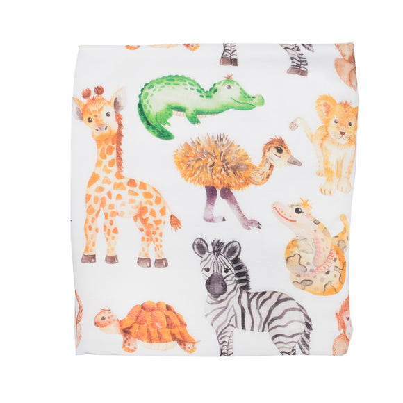 Baby Safari Towel