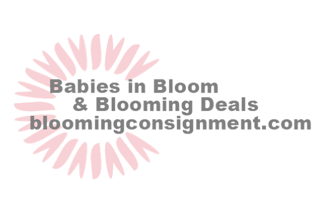 Babies In Bloom and Blooming Consignment