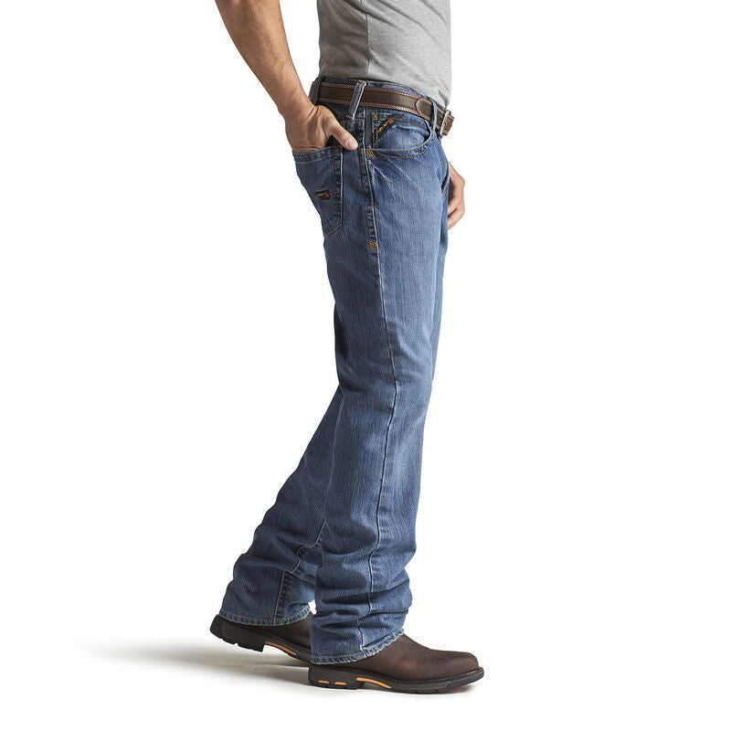 Ariat FR Men's M3 Loose Basic Stackable Straight Leg Jean